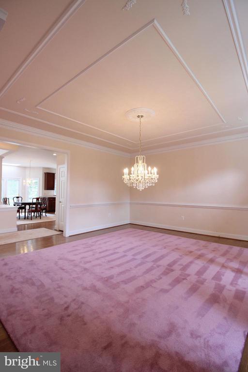 Dining Room - 1056 BELLVIEW PL, MCLEAN