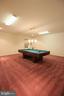 Game Room - 1056 BELLVIEW PL, MCLEAN
