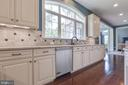 Beautiful Granite Counters - 26479 BARTON PARK CT, CHANTILLY