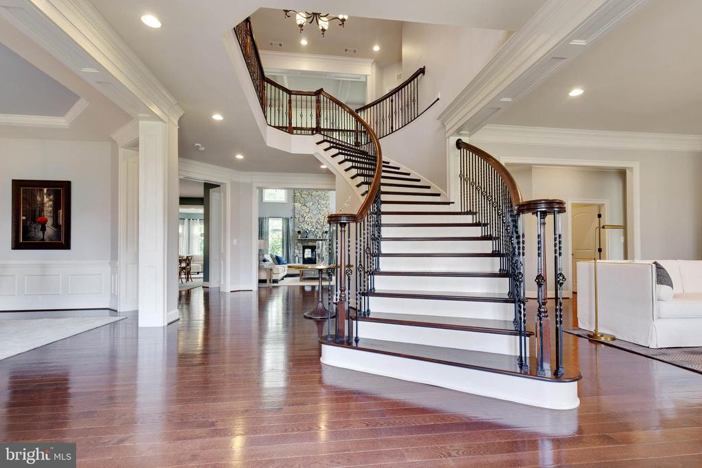 Grand Foyer - 26479 BARTON PARK CT, CHANTILLY