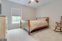 6th Legal Bedroom - 26479 BARTON PARK CT, CHANTILLY