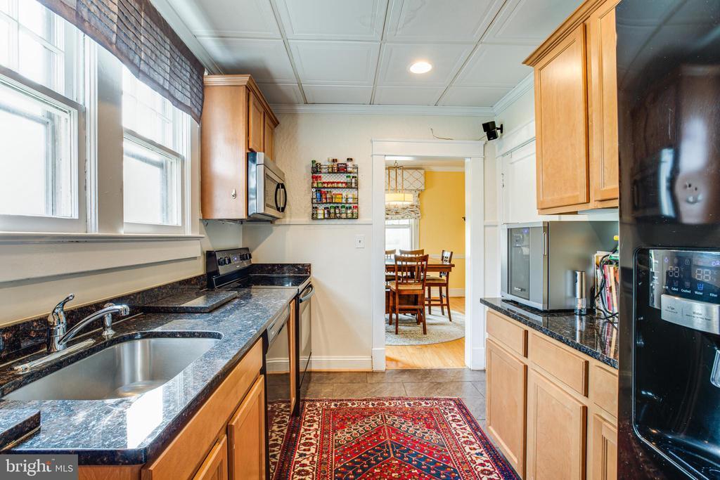 Kitchen - 903 BROMPTON ST, FREDERICKSBURG