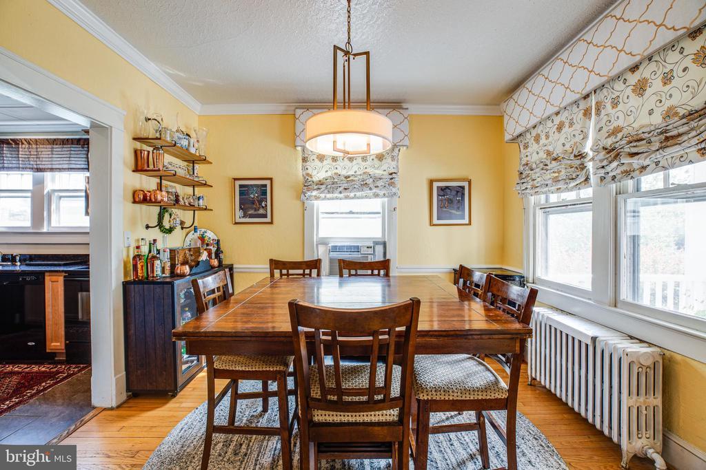 Dining Room - 903 BROMPTON ST, FREDERICKSBURG