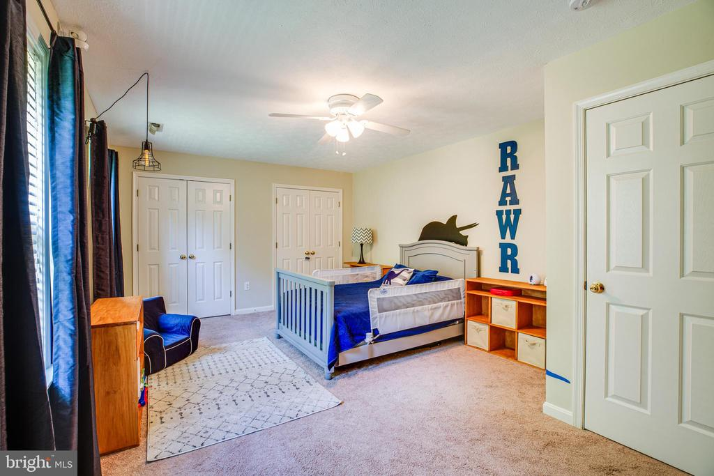 #2 BEDROOM - 10109 BELLEVUE CT, FREDERICKSBURG