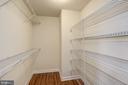 Master Closet - 9114 FUREY RD, LORTON