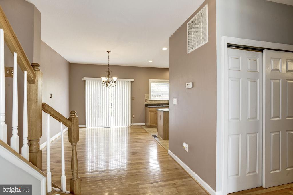 Main Level Hallway - 9114 FUREY RD, LORTON