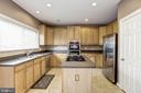 Kitchen - 9114 FUREY RD, LORTON