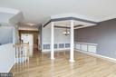 Living Room - 9114 FUREY RD, LORTON