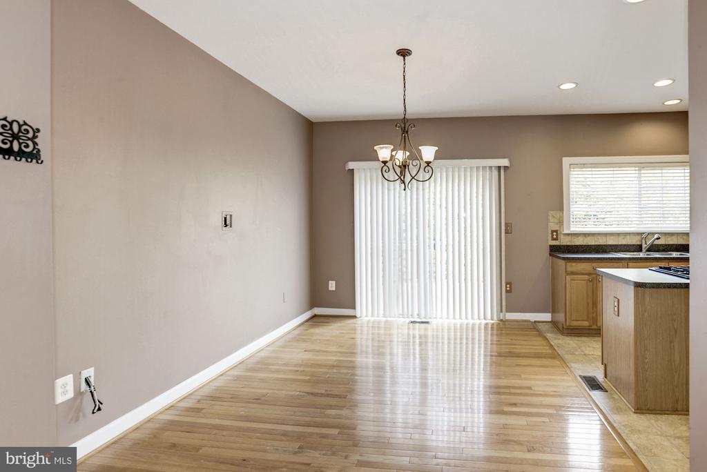 Dining Room - 9114 FUREY RD, LORTON