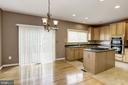 Dining/Kitchen - 9114 FUREY RD, LORTON
