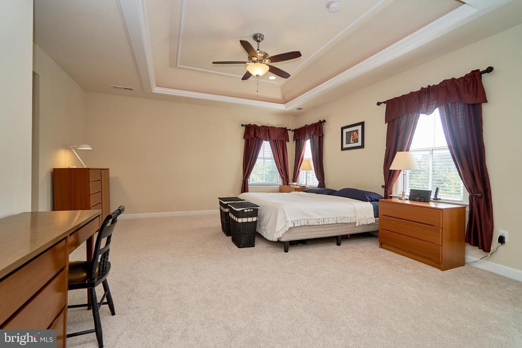 Master bedroom - 10828 HENRY ABBOTT RD, BRISTOW