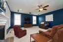 New carpet - 10828 HENRY ABBOTT RD, BRISTOW