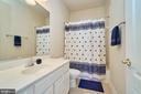 3rd upper level bathroom - 10828 HENRY ABBOTT RD, BRISTOW