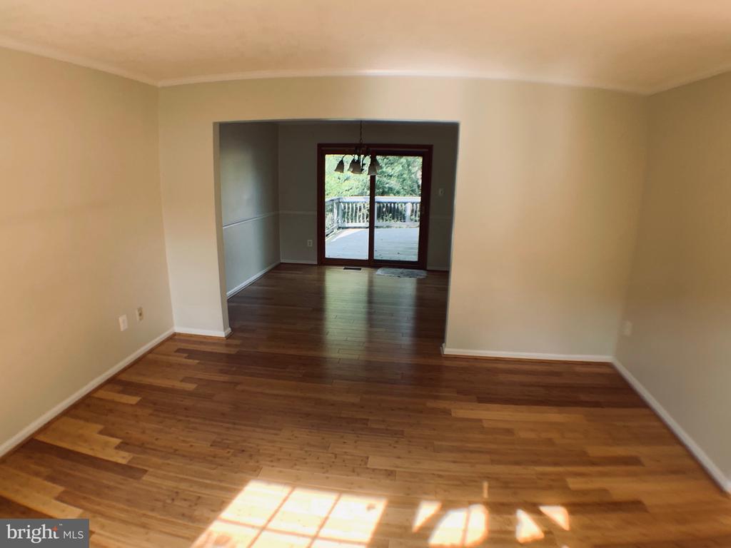 Formal Living Room - 3488 LYON PARK CT, WOODBRIDGE