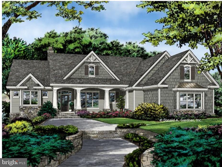 Single Family Homes 용 매매 에 Union Bridge, 메릴랜드 21791 미국