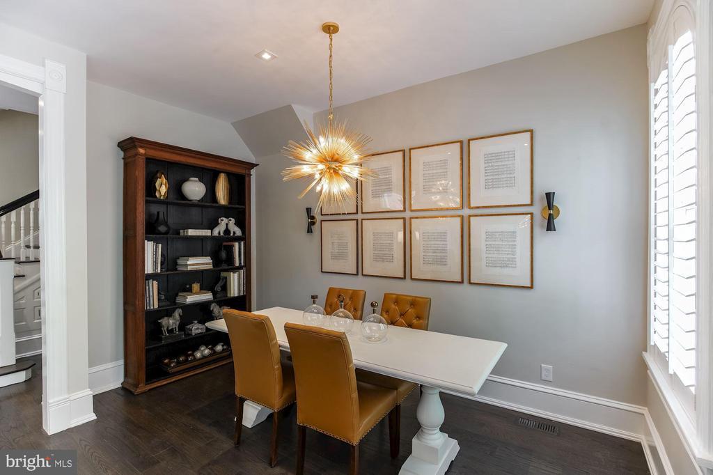 Dining Room - 3030 Q ST NW, WASHINGTON