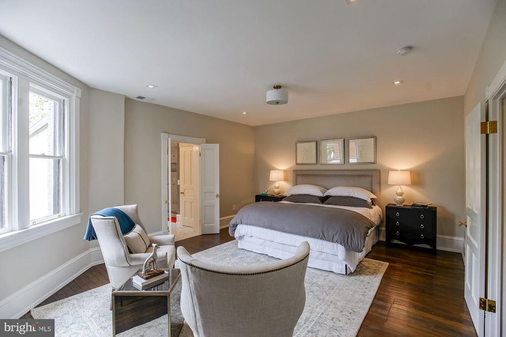 Master Bedroom - 3030 Q ST NW, WASHINGTON