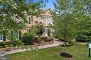 Exterior front - 43546 FIRESTONE PL, LEESBURG