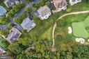 Street View with 6th Hole - 43546 FIRESTONE PL, LEESBURG
