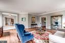 Formal Living Room - 43546 FIRESTONE PL, LEESBURG