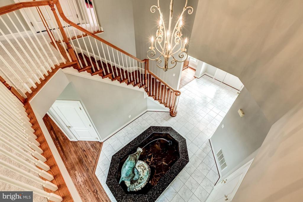 View from Upper Level - 43546 FIRESTONE PL, LEESBURG