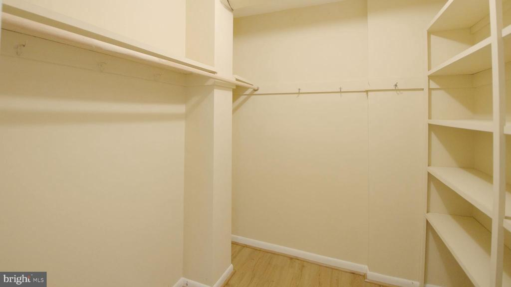 Coat Closet - 10201 GROSVENOR PL #818, NORTH BETHESDA