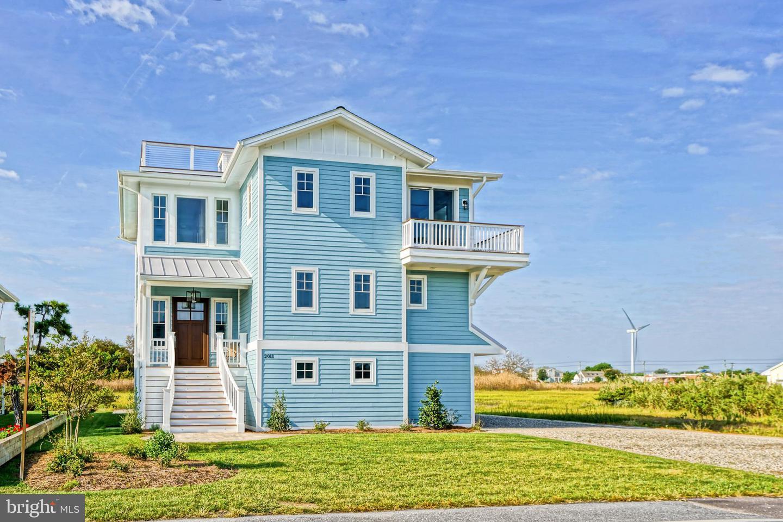 Single Family Homes 为 销售 在 刘易斯, 特拉华州 19958 美国