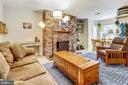 Second Fireplace adds coziness & ambiance! - 718 F ST NE, WASHINGTON