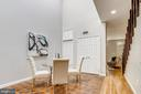 Light-filled & ideal flow for entertaining. - 718 F ST NE, WASHINGTON