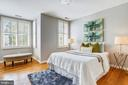 Unwind in bright Master bedroom. - 718 F ST NE, WASHINGTON