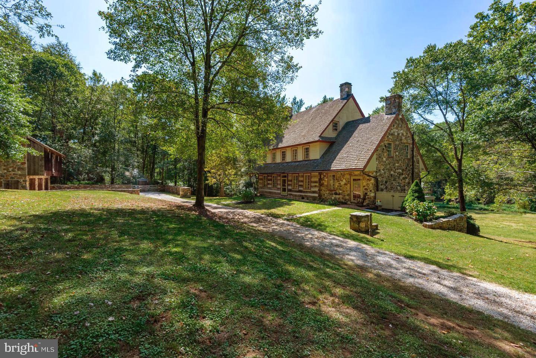 Single Family Homes 為 出售 在 Nottingham, 賓夕法尼亞州 19362 美國