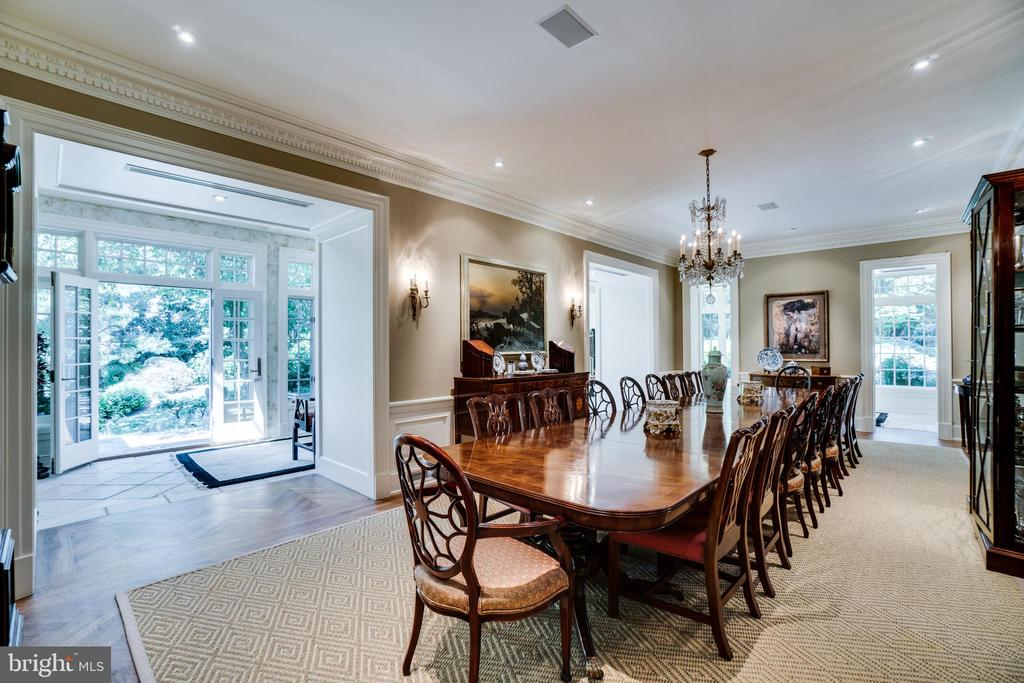FORMAL DINING ROOM - 5320 27TH ST NW, WASHINGTON