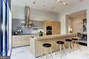 Kitchen - 1418 33RD ST NW, WASHINGTON