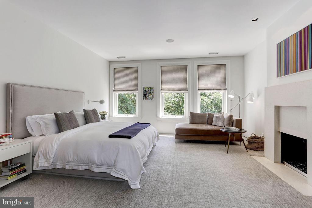 Master Bedroom - 1418 33RD ST NW, WASHINGTON