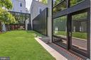 Backyard - 1418 33RD ST NW, WASHINGTON