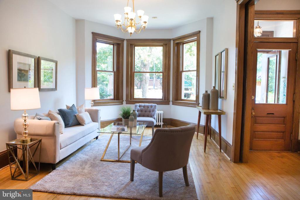 Gracious Living Room East - 140 12TH ST NE, WASHINGTON