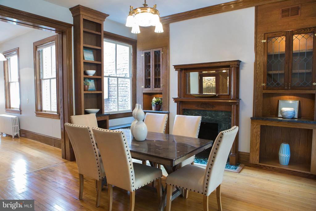 Elegant Dining Room Northwest - 140 12TH ST NE, WASHINGTON
