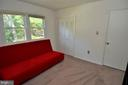 Spacious bedroom - 13812 MEADOWBROOK RD, WOODBRIDGE