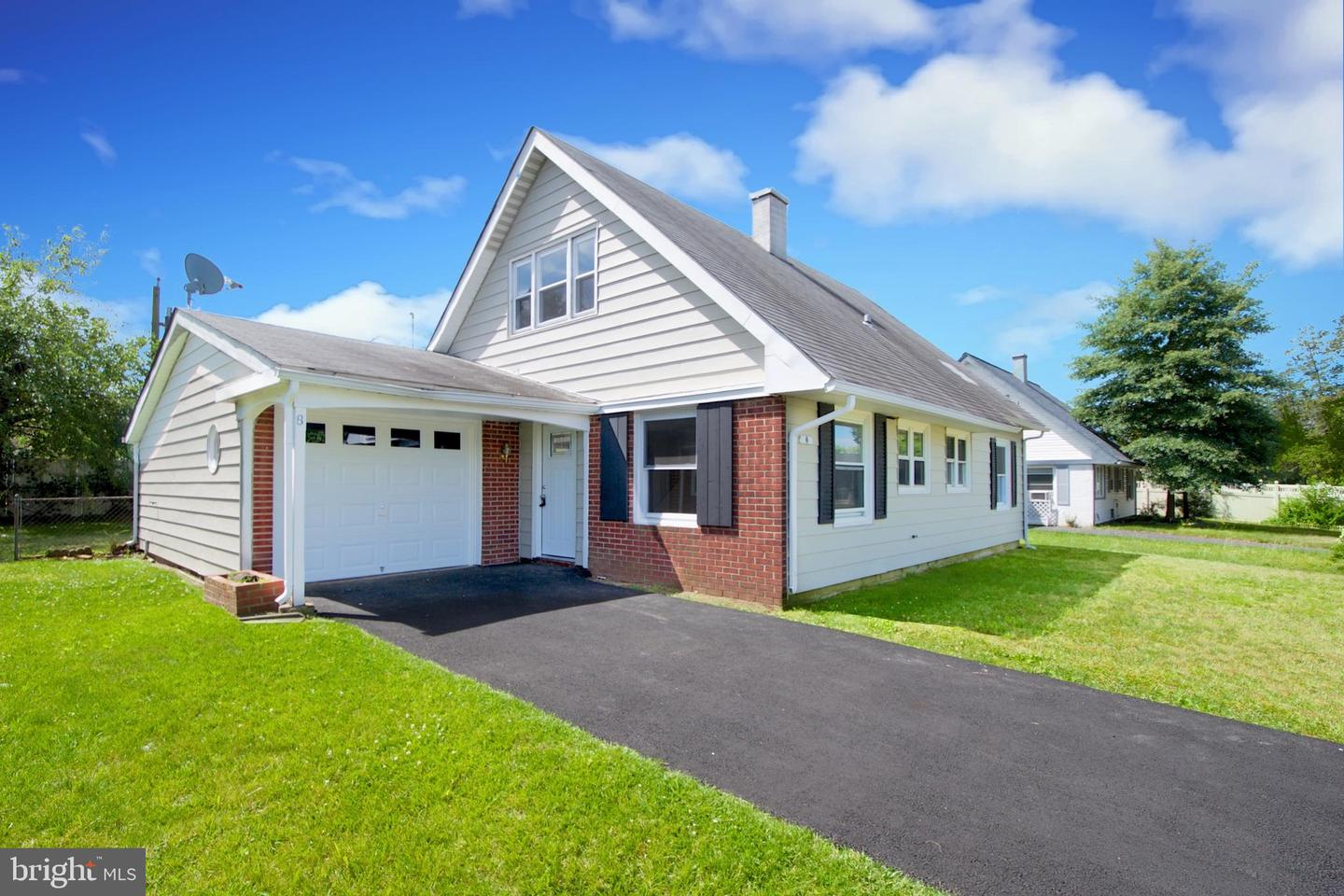 Single Family Homes for Sale at Willingboro Township, New Jersey 08046 United States
