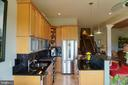 With granite counter and bar area - 120 QUAIL LN, NEW MARKET