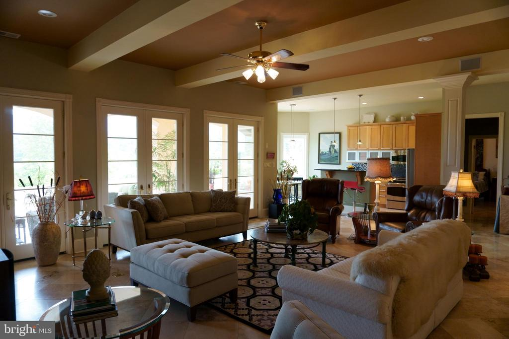 A second guest suite on lower level - 2bd/2ba - 120 QUAIL LN, NEW MARKET