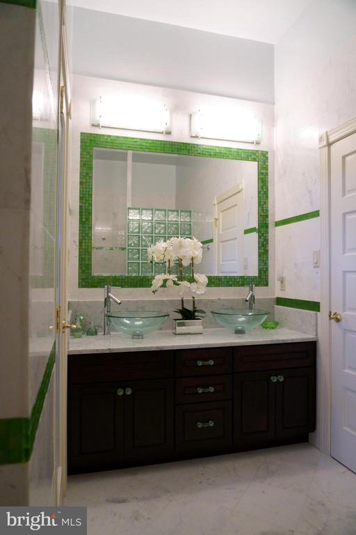 Third guest bathroom- luxurious design! - 120 QUAIL LN, NEW MARKET