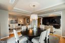 Open Floor Plan - 7710 WOODMONT AVE #703, BETHESDA