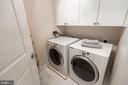 In-unit Laundry - 7710 WOODMONT AVE #703, BETHESDA