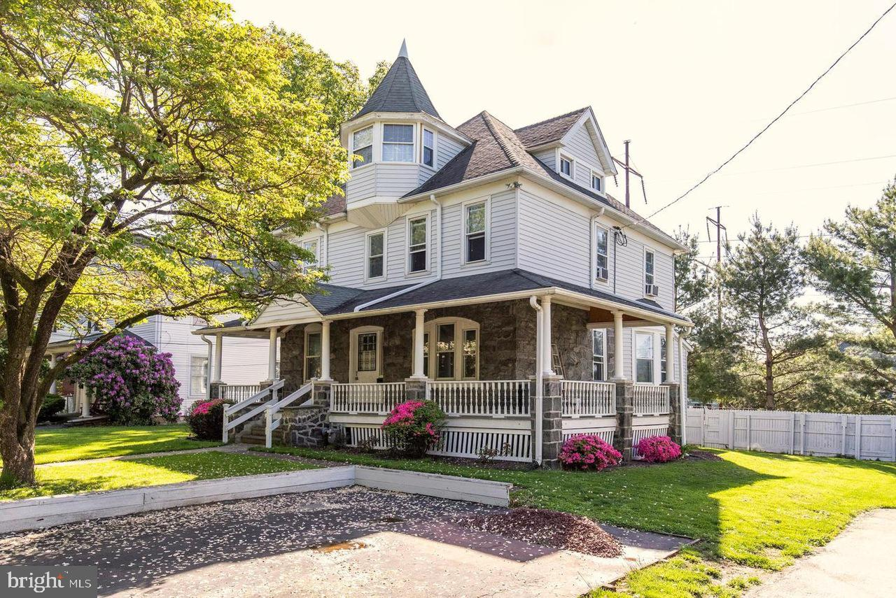 Single Family Homes for Sale at Ridley Park, Pennsylvania 19078 United States