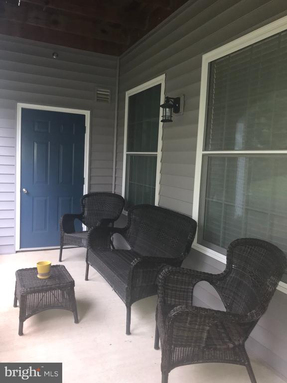 Patio and Storage room - 20453 CHESAPEAKE SQ #103, STERLING