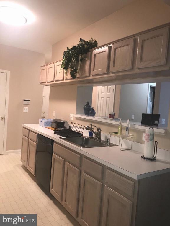 Kitchen - 20453 CHESAPEAKE SQ #103, STERLING