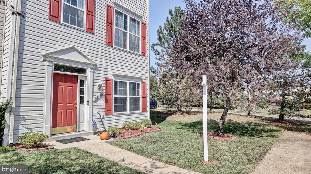 Quiet street with only a handful of homes - 44148 APPALACHIAN VISTA TER, ASHBURN