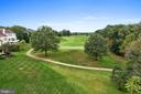 View of the Golf Course - 43546 FIRESTONE PL, LEESBURG