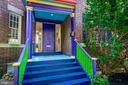 Front Porch - 1752 LAMONT ST NW, WASHINGTON